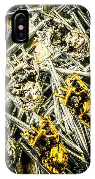 Danger iPhone Case - The Heart Repair Factory by Jorgo Photography - Wall Art Gallery