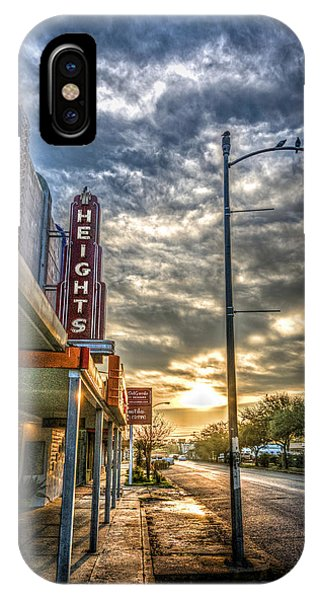The Heights At Morning Light IPhone Case