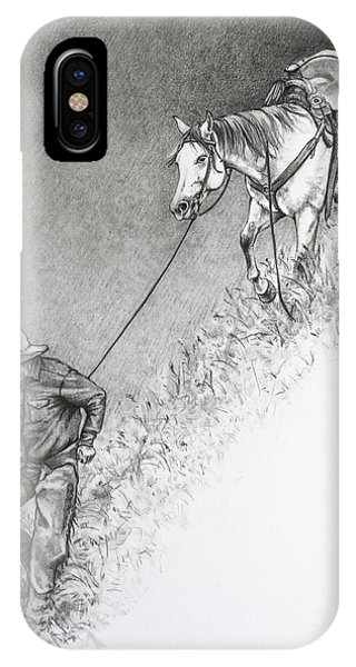 The Herdsman IPhone Case