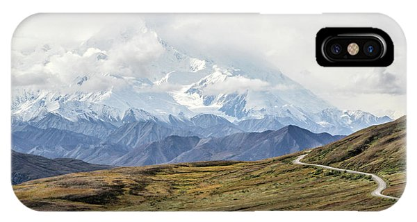 The High One - Denali IPhone Case