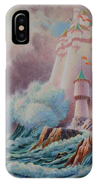 The High Tower IPhone Case