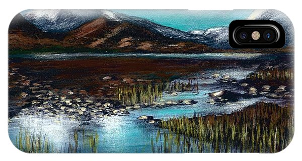 The Highlands - Scotland IPhone Case