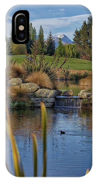 The Hills Golf Course IPhone Case