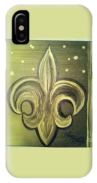 The Holy Saints IPhone Case