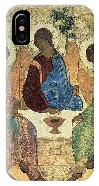 See iPhone Case - The Holy Trinity by Andrei Rublev
