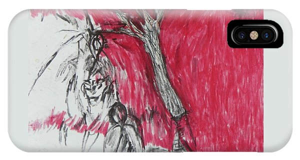 The Horror Tree IPhone Case