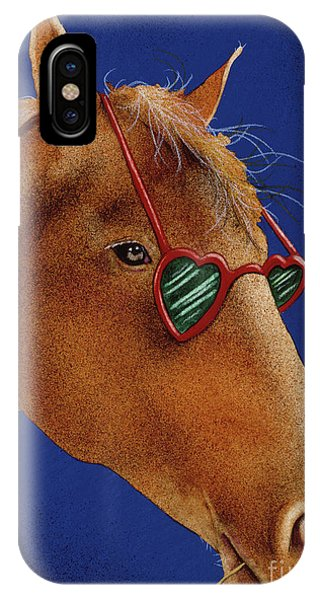 The Horse Lover... IPhone Case