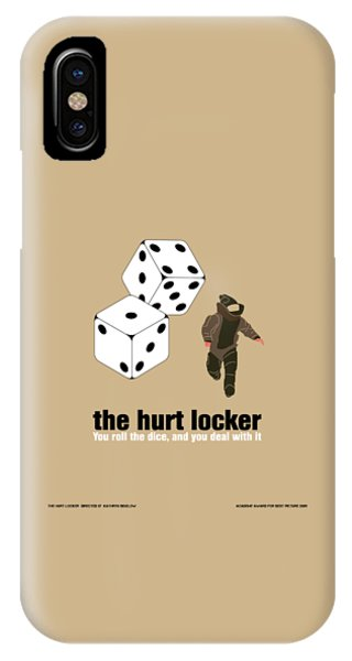 The Hurt Locker IPhone Case