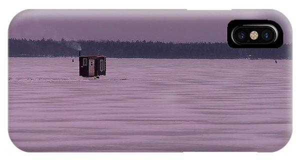 The Hut II IPhone Case