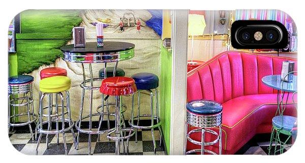 The Ice Cream Shoppe In Duval, Wa IPhone Case