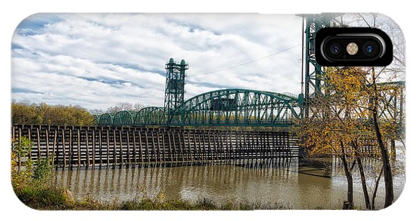 The Illinois River IPhone Case