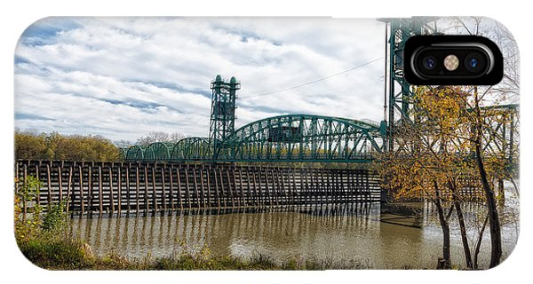 IPhone Case featuring the photograph The Illinois River by Cindy Lark Hartman