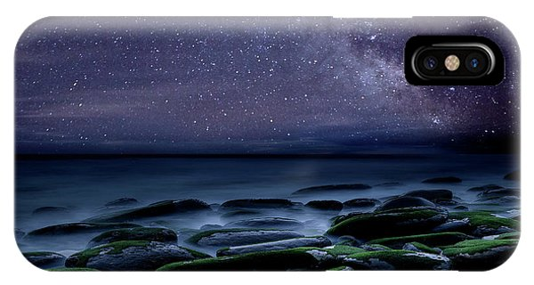 The Immensity Of Time IPhone Case