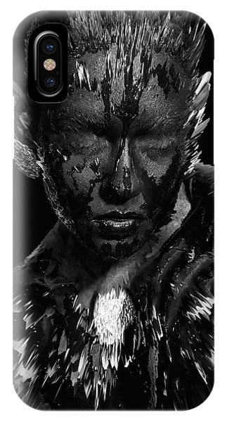 The Inner Demons Coming Out IPhone Case