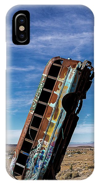 The International Car Forest Of The Last Church 2 IPhone Case
