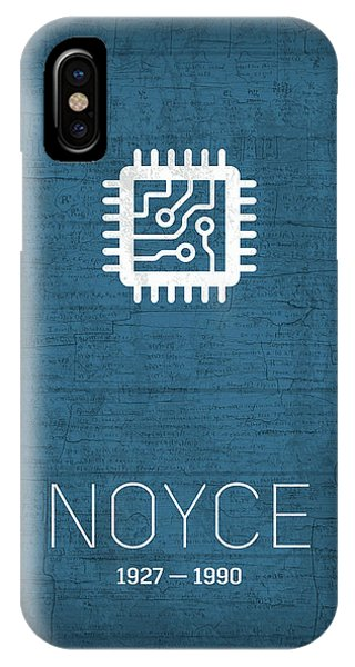 Office iPhone Case - The Inventors Series 029 Noyce by Design Turnpike