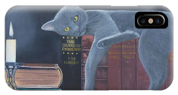 The Island Of Enchantment IPhone Case