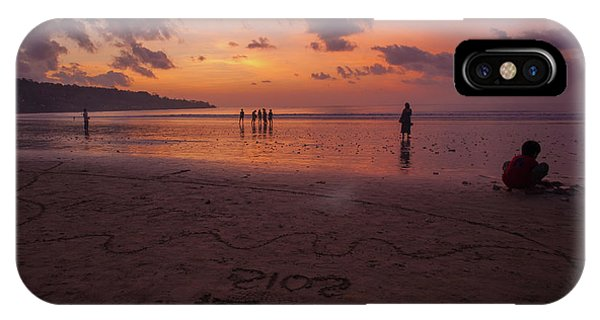 The Island Of God #15 IPhone Case