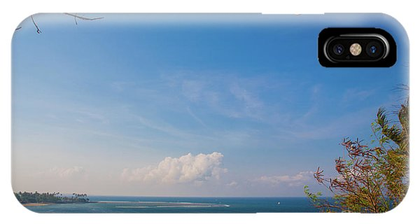 The Island Of God #5 IPhone Case