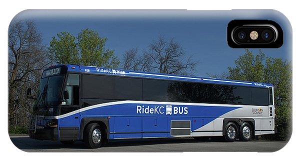 The Jo Bus 406 Mci IPhone Case