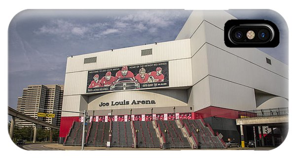 The Joe Wide Shot  IPhone Case