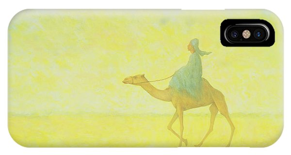 Desert iPhone Case - The Journey by Tilly Willis