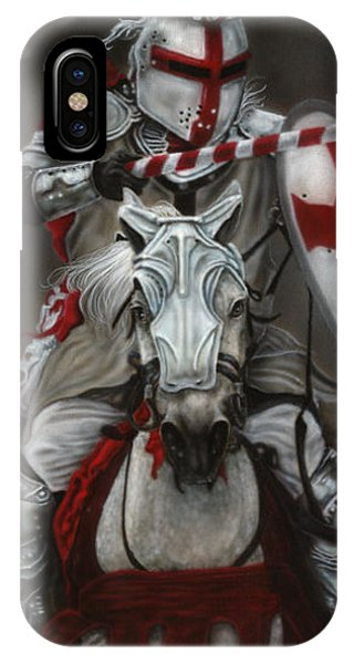 The Joust IPhone Case