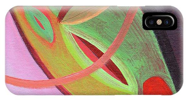 The Joy Of Design X L I I IPhone Case