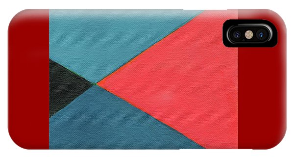 Simple iPhone Case - The Joy Of Design X L V I I Part 2 by Helena Tiainen