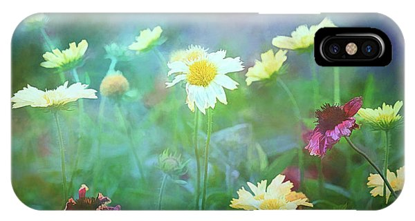 The Joy Of Summer Flowers IPhone Case