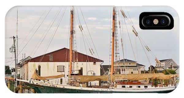 The Kaiui Ana - Ocean City Maryland IPhone Case