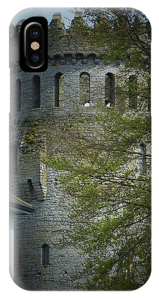 The Keep At Nenagh Castle Ireland IPhone Case