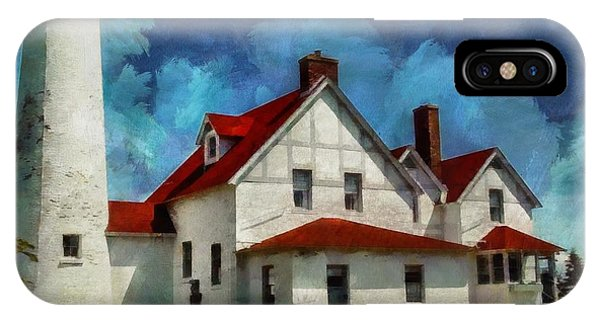 The Keeper's House 2015 IPhone Case