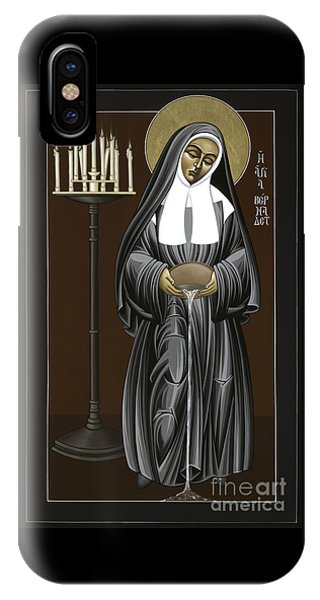 The Kenosis Of St Bernadette Of Lourdes 063 IPhone Case