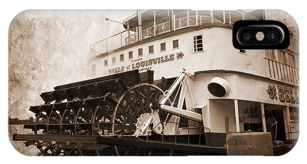 The Kentucky Belle Of Louisville  IPhone Case