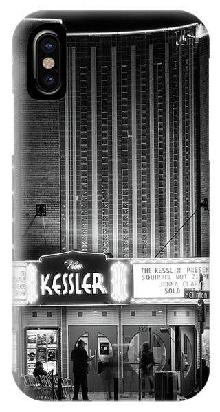 The Kessler V2 091516 Bw IPhone Case