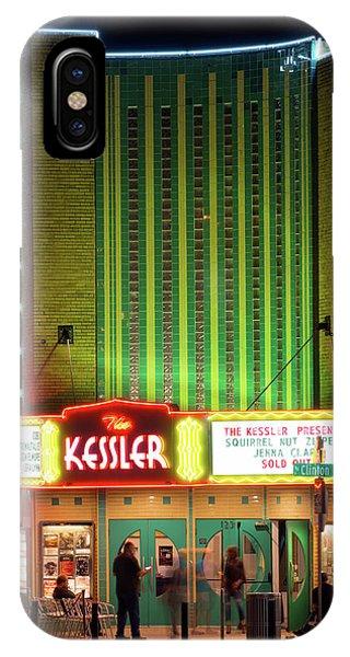 The Kessler V2 091516 IPhone Case