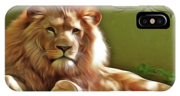 iPhone Case - The King by Harry Warrick