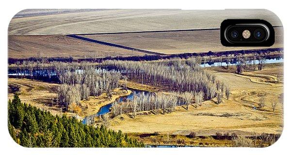 The Kootenai Valley IPhone Case