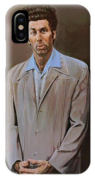 The Kramer Portrait  IPhone Case