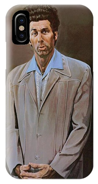The Kramer Portrait  IPhone Case