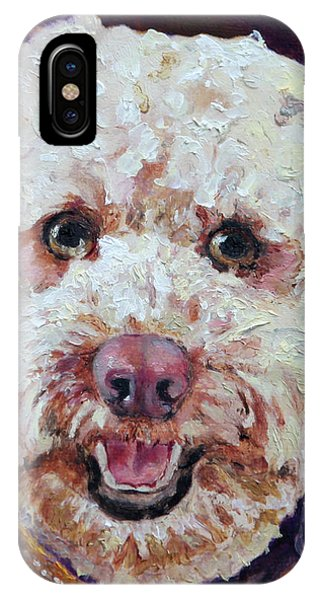 The Labradoodle IPhone Case