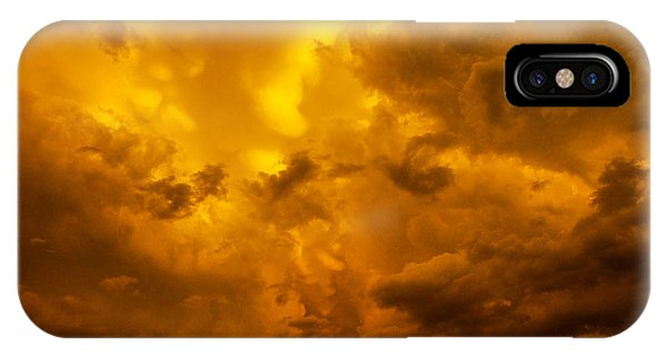 The Last Glow Of The Day 008 IPhone Case