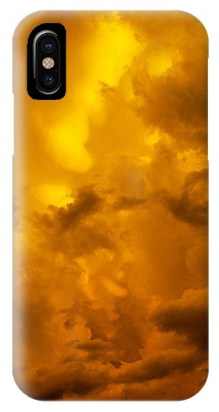 IPhone Case featuring the photograph The Last Glow Of The Day 008 by NebraskaSC