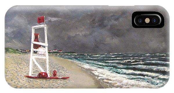 The Last Lifeguard IPhone Case