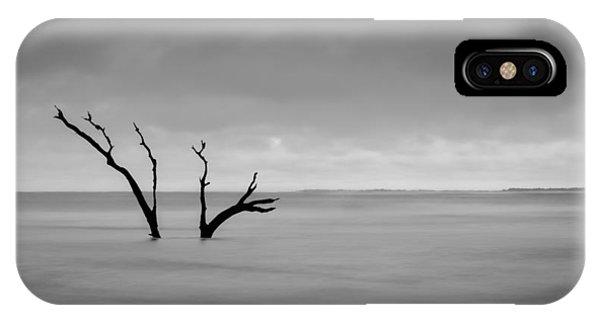 I'm Not Alone - Folly Beach Sc IPhone Case