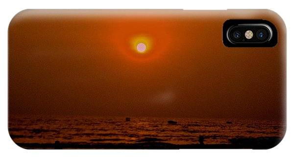 The Last Rays IPhone Case