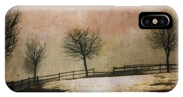 The Last Snow IPhone Case