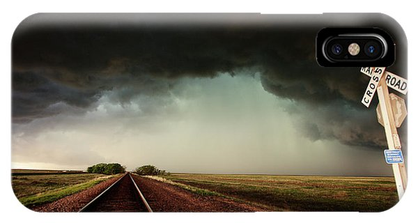 The Last Train To Darksville IPhone Case