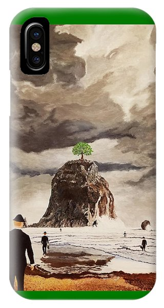 The Last Tree IPhone Case